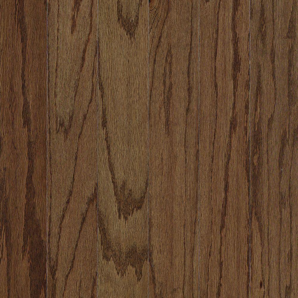 Oxford Oak 3/8 in. Thick x 3 in. Wide x Random Length Engineered Hardwood Flooring (23 sq. ft. / case)