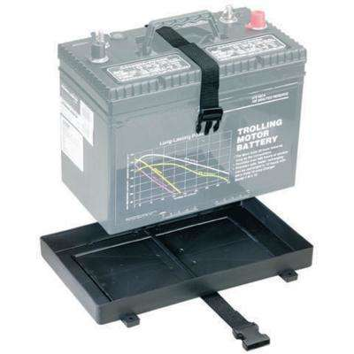 Group 29/31 Battery Tray with Strap