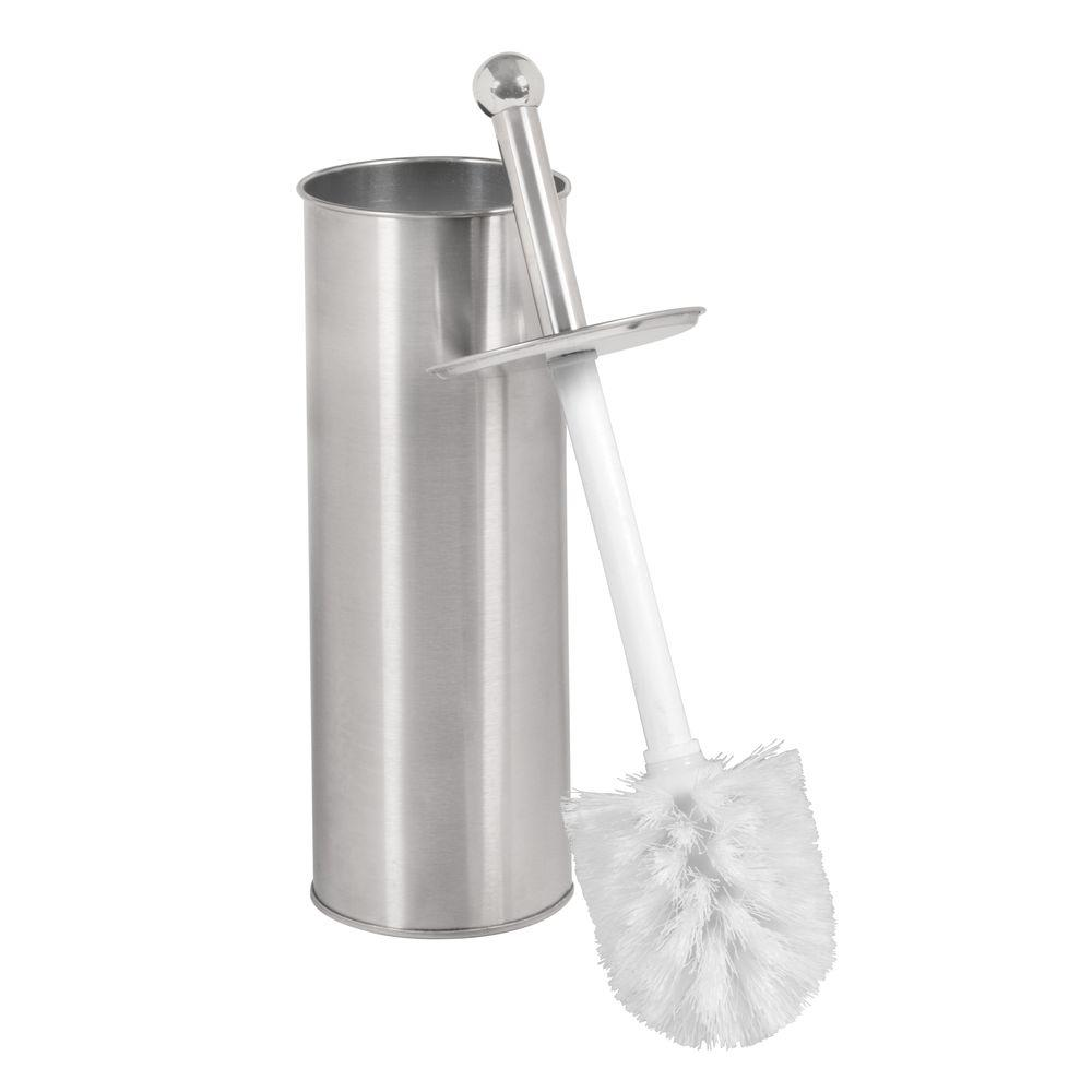 Bath Bliss Toilet Brush Holder in Chrome