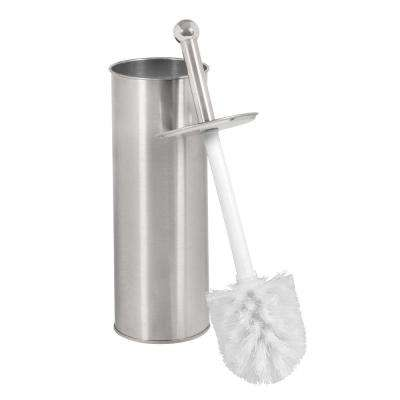Toilet Brush Holder in Chrome
