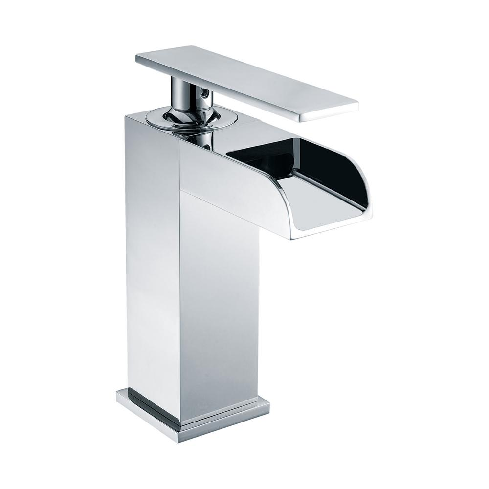 alfi brand ab1598 pc single hole single handle bathroom. Black Bedroom Furniture Sets. Home Design Ideas