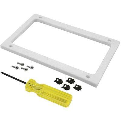 Burner Access Door Gasket Replacement Kit for Gas Water Heaters