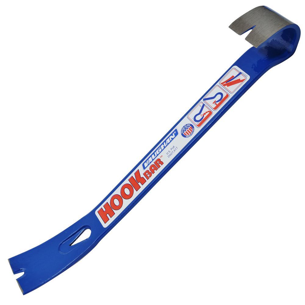15 in. Steel Hook Bar Nail Puller