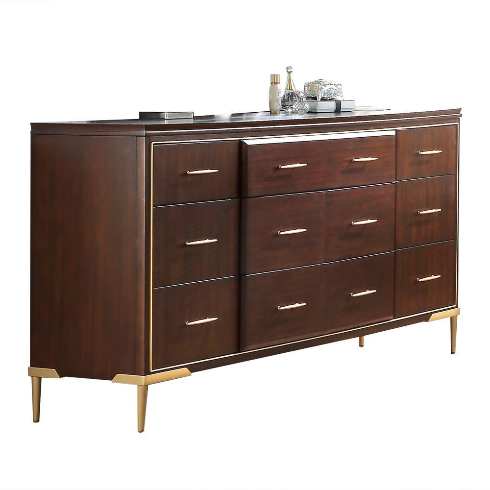Acme Furniture Eschenbach Cherry Dresser 25965