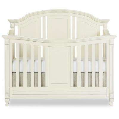 Adele Crme Brulee 5in1 Convertible Crib