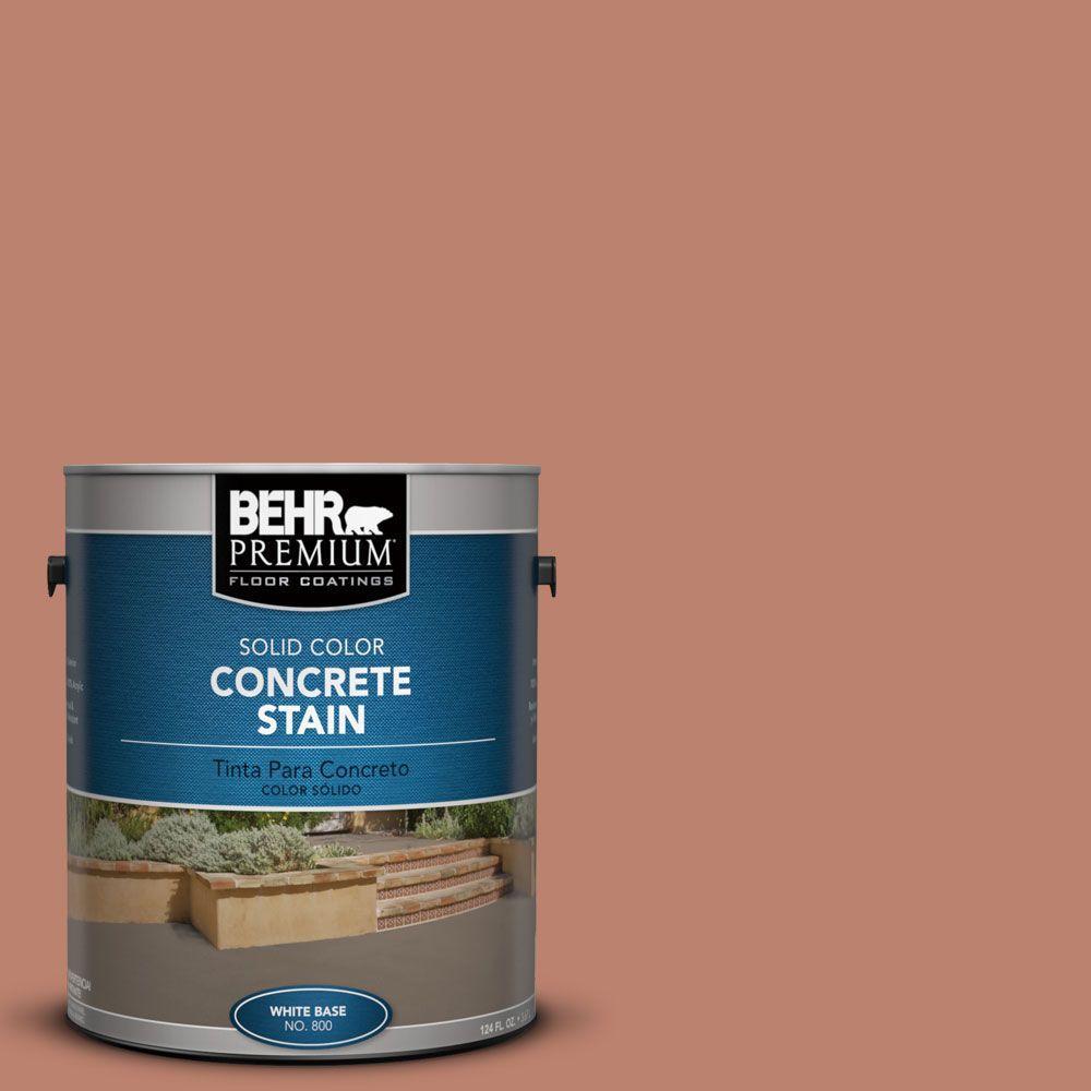 1 gal. #PFC-13 Sahara Sand Solid Color Interior/Exterior Concrete Stain