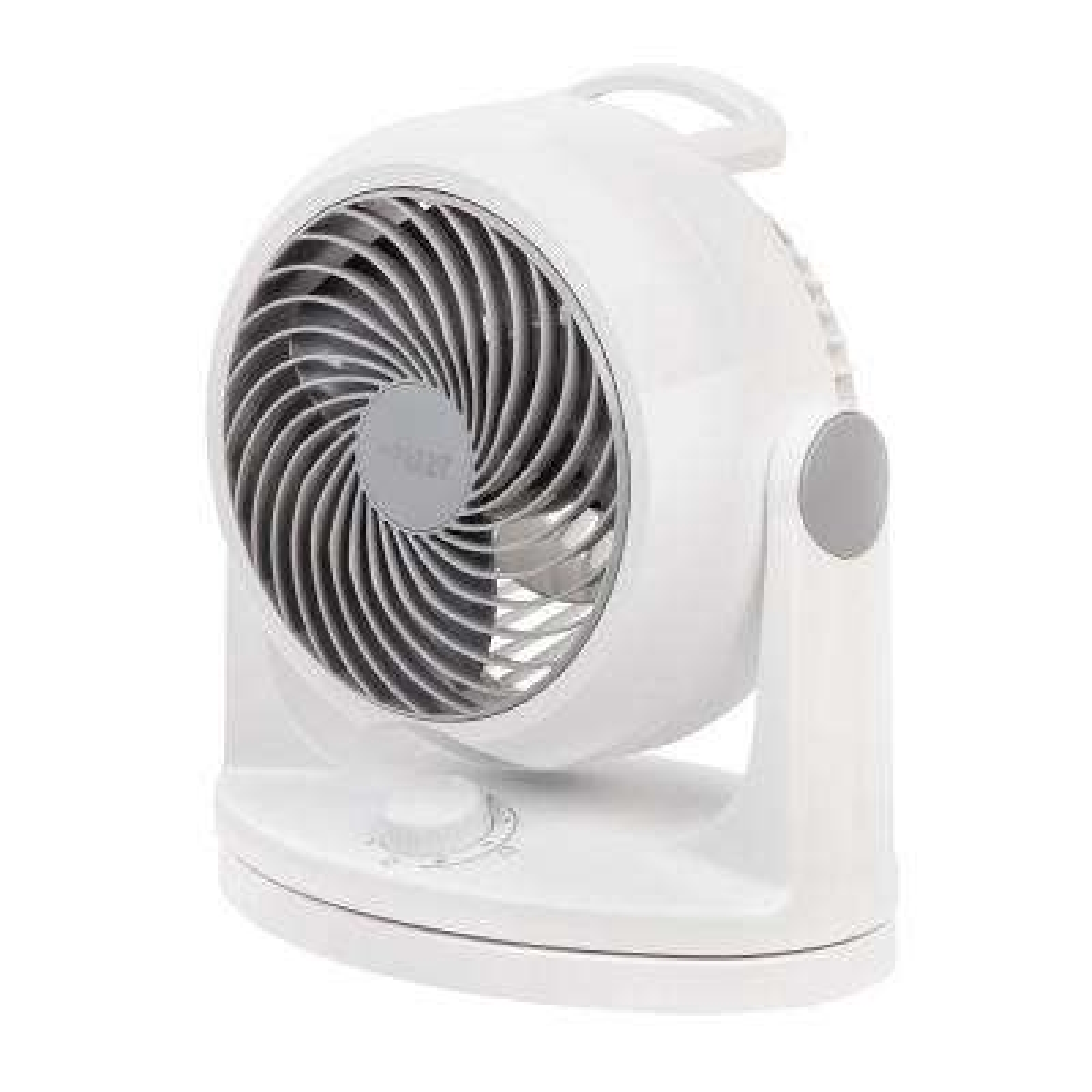 8.25 in. 3-Speed Oscillating Personal Fan