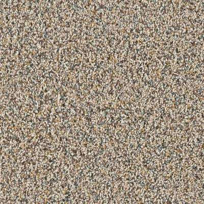 Endgame Alpine Texture 18 in. x 18 in. Carpet Tile (10 Tiles/Case)