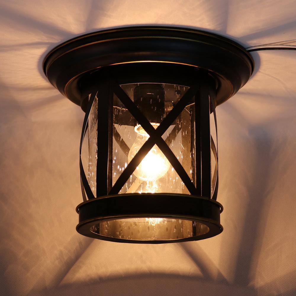 Outdoor Ceiling Lights Outdoor Lighting The Home Depot