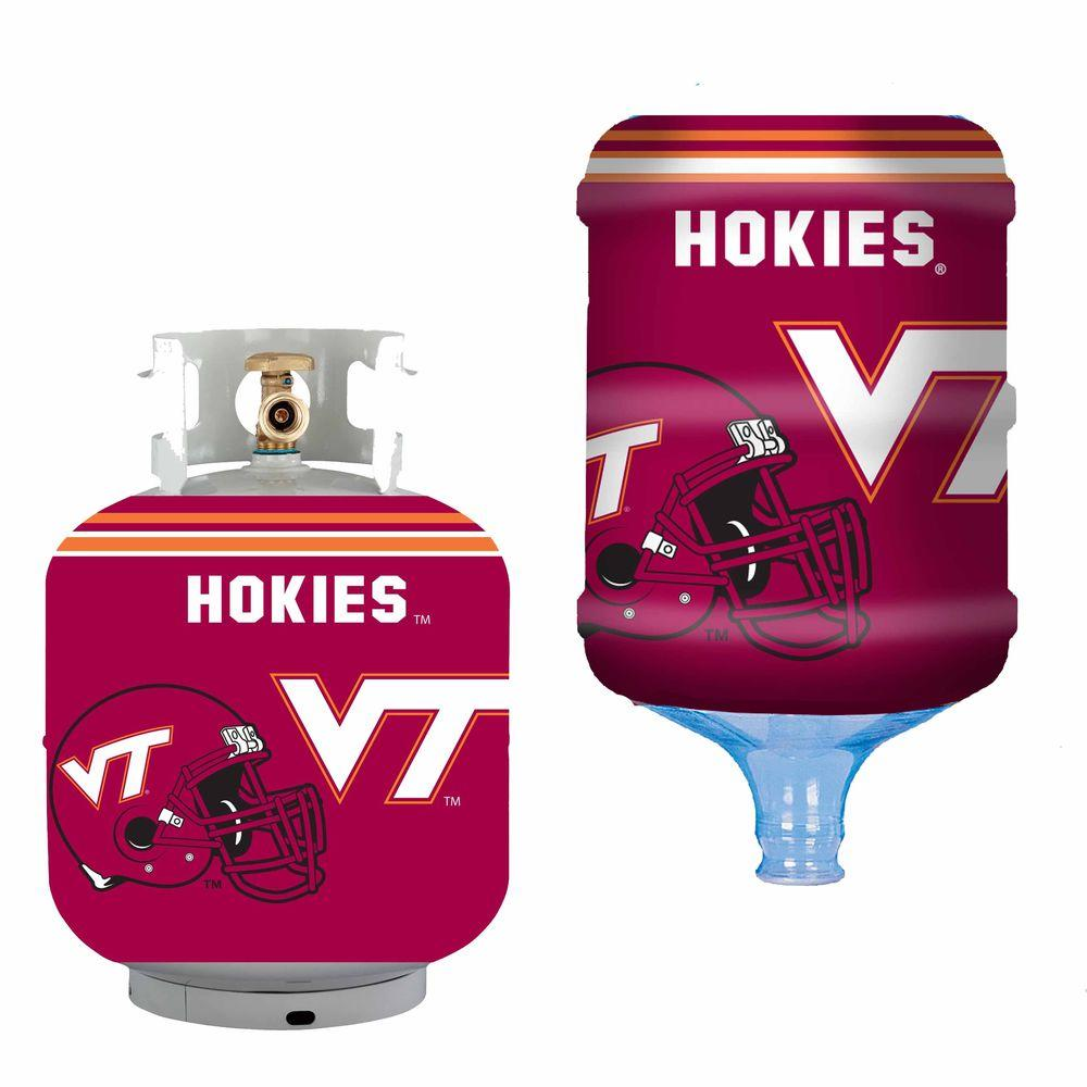 Bottle Skinz Virginia Tech Hokies Propane Tank Cover5 Gal