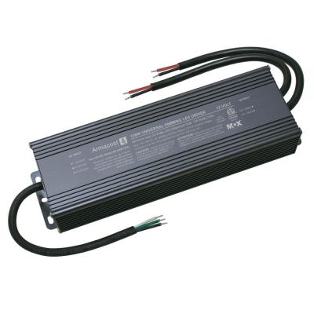 120-Watt Dimming LED Driver 12-Volt DC Power Supply