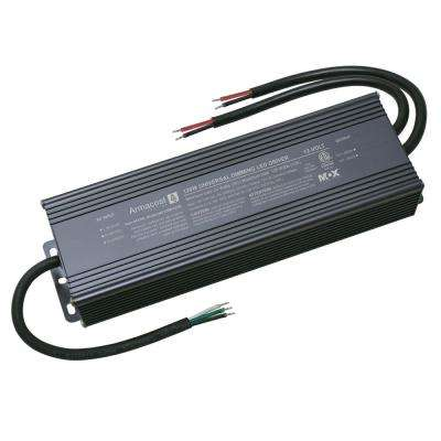 120-Watt Dimming LED Driver 12-Volt DC Power Supply