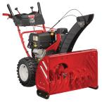 Storm 30 in. 357cc Two-Stage Electric Start Gas Snow Blower with Power Steering and Heated Grips