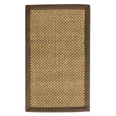 Adirondack Chocolate 9 ft. x 12 ft. Area Rug