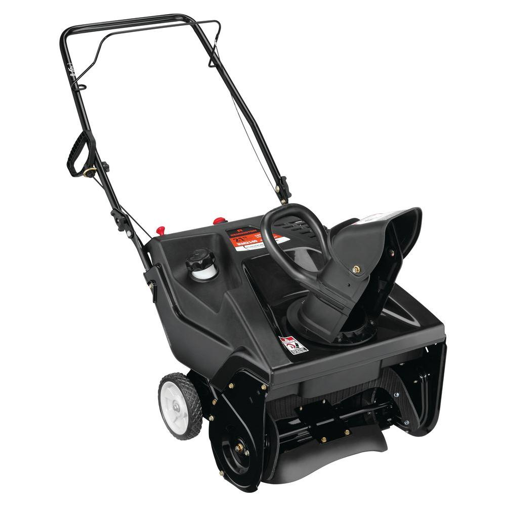 Remington RM2140 21 in. 179cc Single-Stage Electric Start Gas Snow Blower