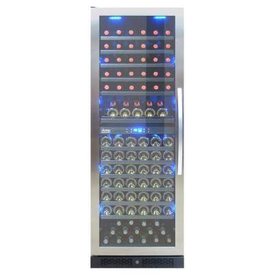 GE Profile 57-Bottle Wine Cooler in Stainless Steel-PCR06WATSS - The on cooler switch diagram, cooler radio, water cooler dispenser diagram, cooler dimensions, swamp cooler diagram, cooler system, cooler parts diagram, evaporative cooler diagram, cooler compressor, cooler motor, cooler coil,