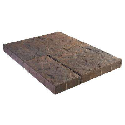 Panorama Supra 10 ft. x 10 ft. Heritage Buff Concrete Patio-on-a-Pallet (60-Pieces/98 sq. ft./Pallet)