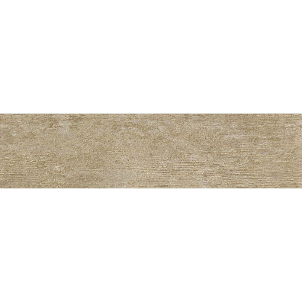 MARAZZI Riflessi Di Legno 23-7/16 in. x 5-13/16 in. Ash Porcelain Floor and Wall Tile (9.46 sq. ft. / case)