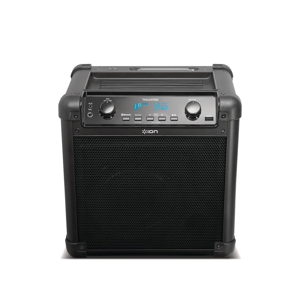 Ion Audio Tailgater 2015 IPA77 Wireless Rechargeable Speaker