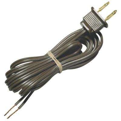 8 ft. SPT-1 Brown Cord Set