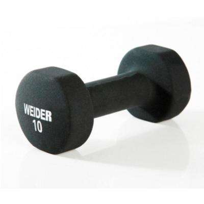 10 lb. Neoprene Dumbbell