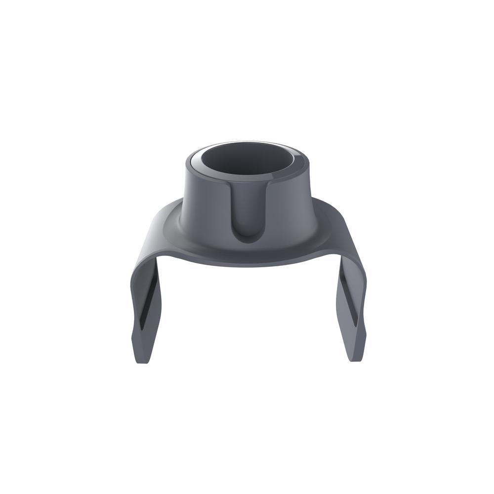 Sofa CouchCoaster Steel Grey Drink Holder