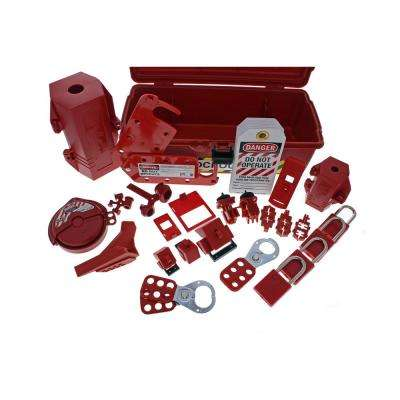 Industrial Lockout/Tagout Kit