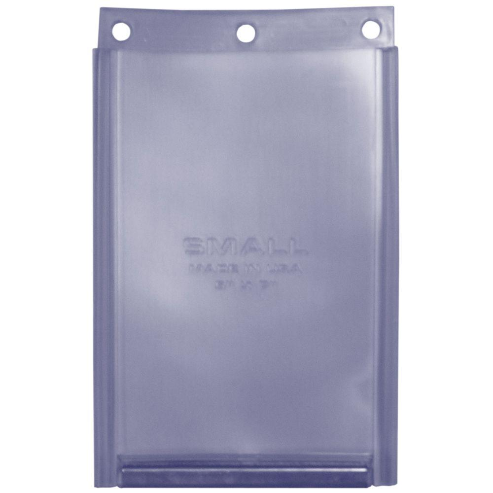 Ideal Pet Old Style 5 in. x 7 in. Small Vinyl Replacement Flap For Original Frame
