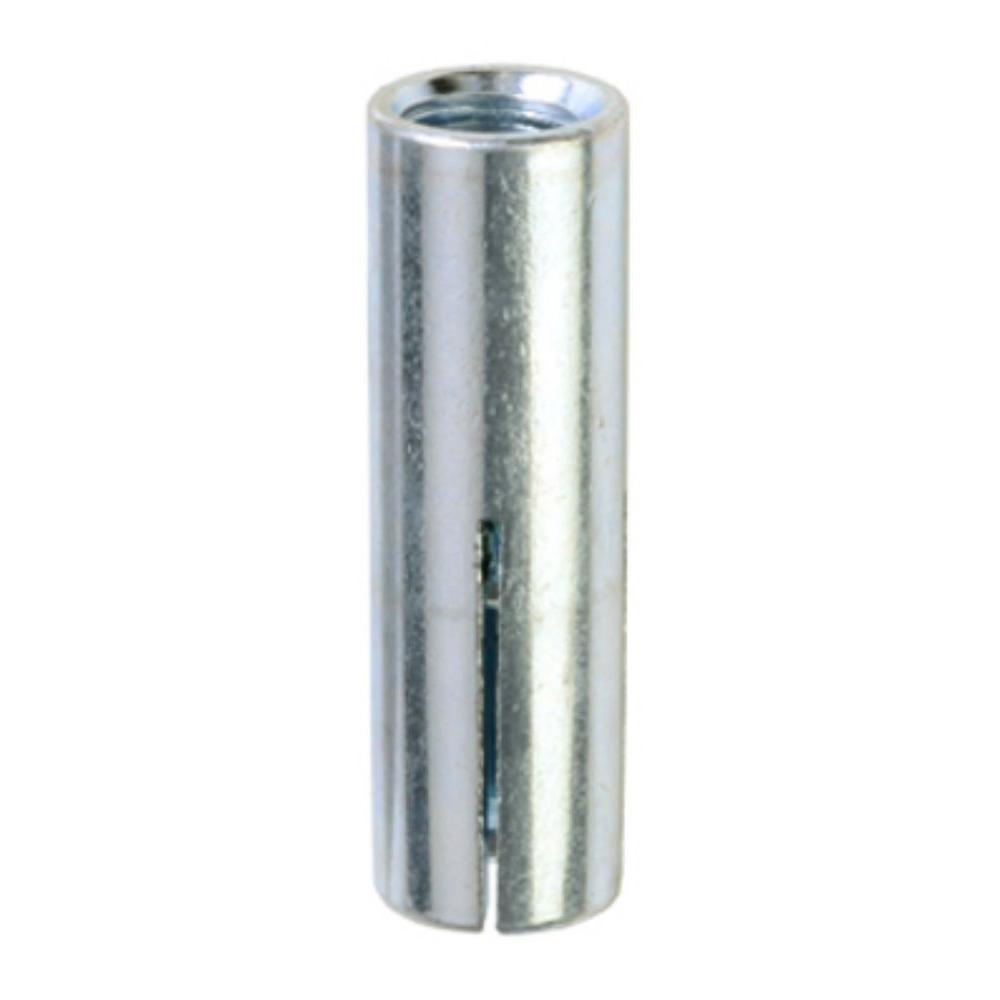 3/8 in. x 1-5/8 in. Steel Drop-In Anchors (50-Pack)