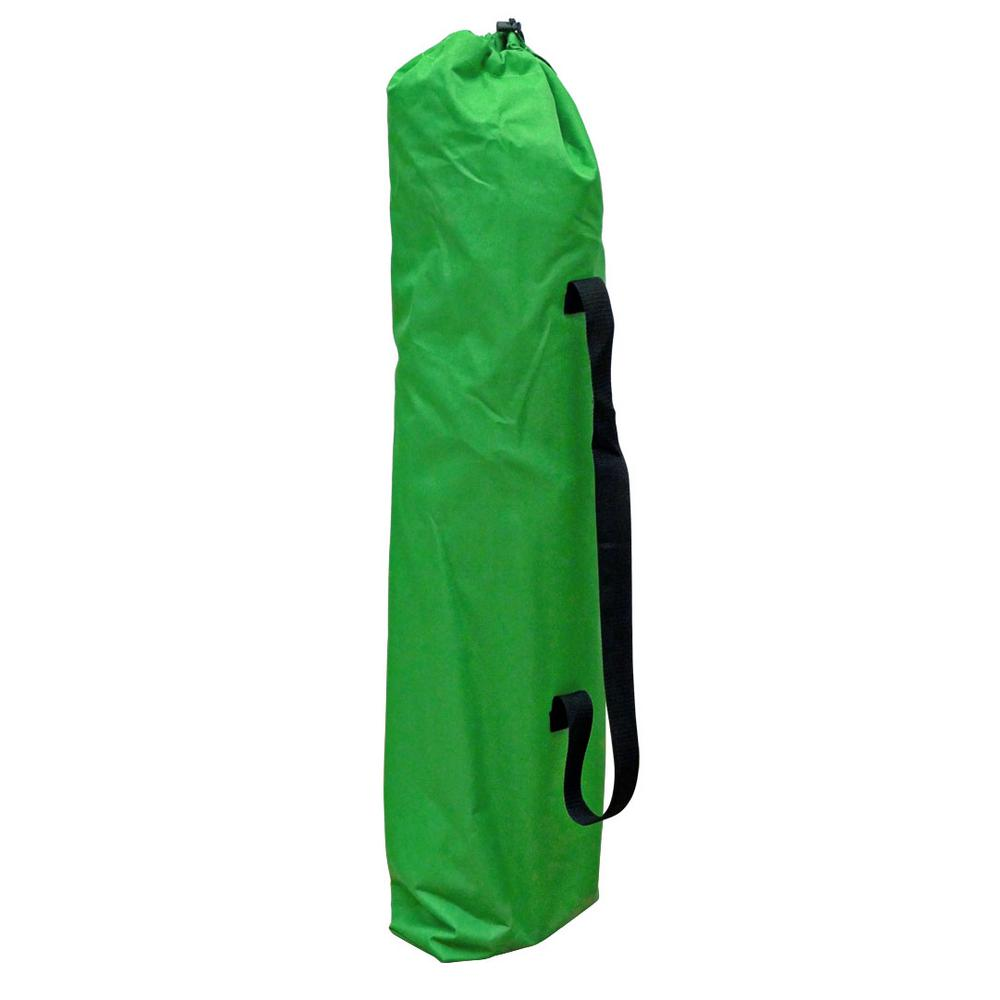 Gigatent Ergonomic Portable Footrest Camping Chair Green