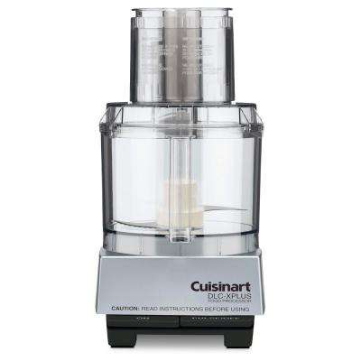 20-Cup Food Processor Brushed Chrome