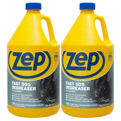 1 Gallon Fast 505 Industrial Cleaner and Degreaser (Case of 2)