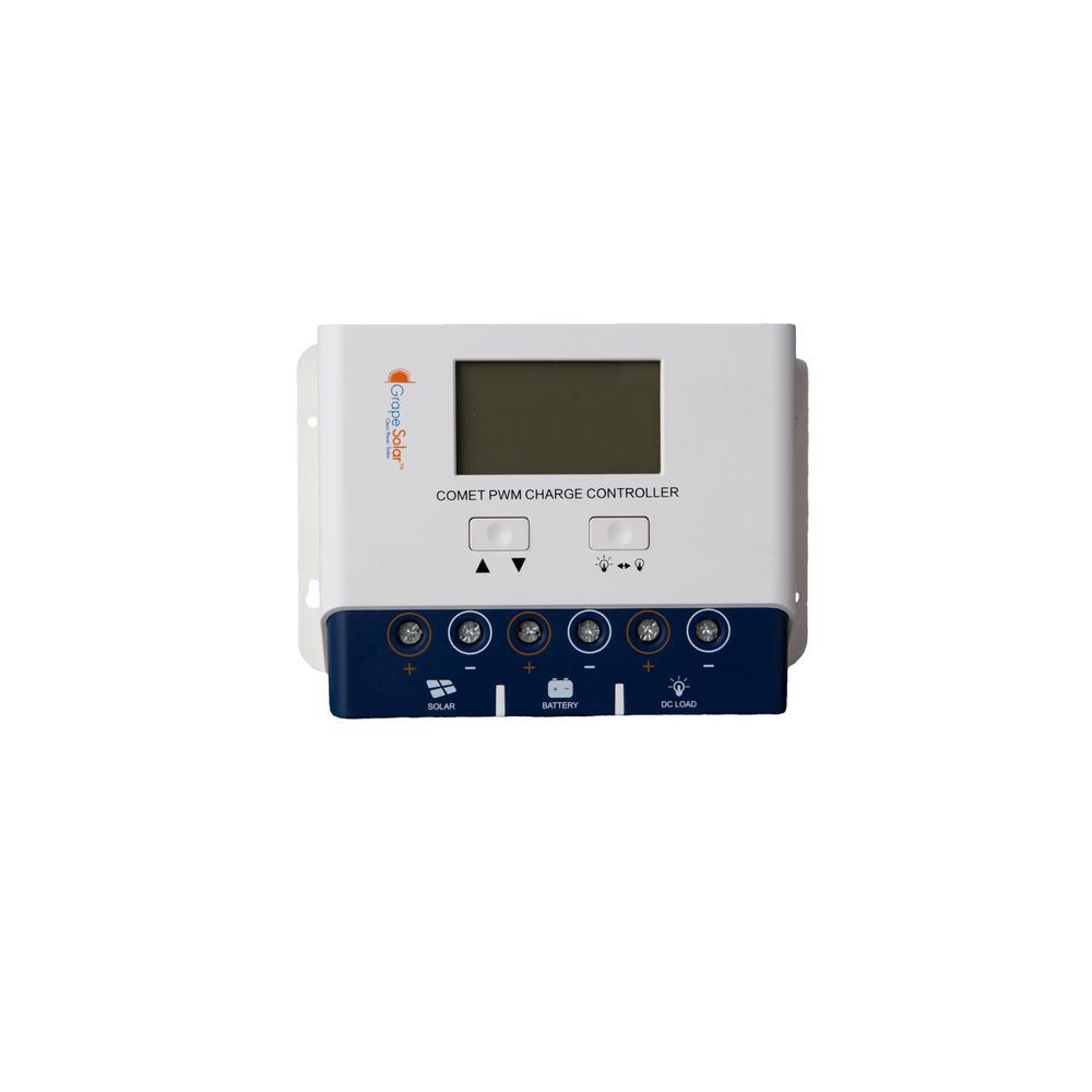 COMET 12/24-Volt 40 Amp Solar Charge Controller
