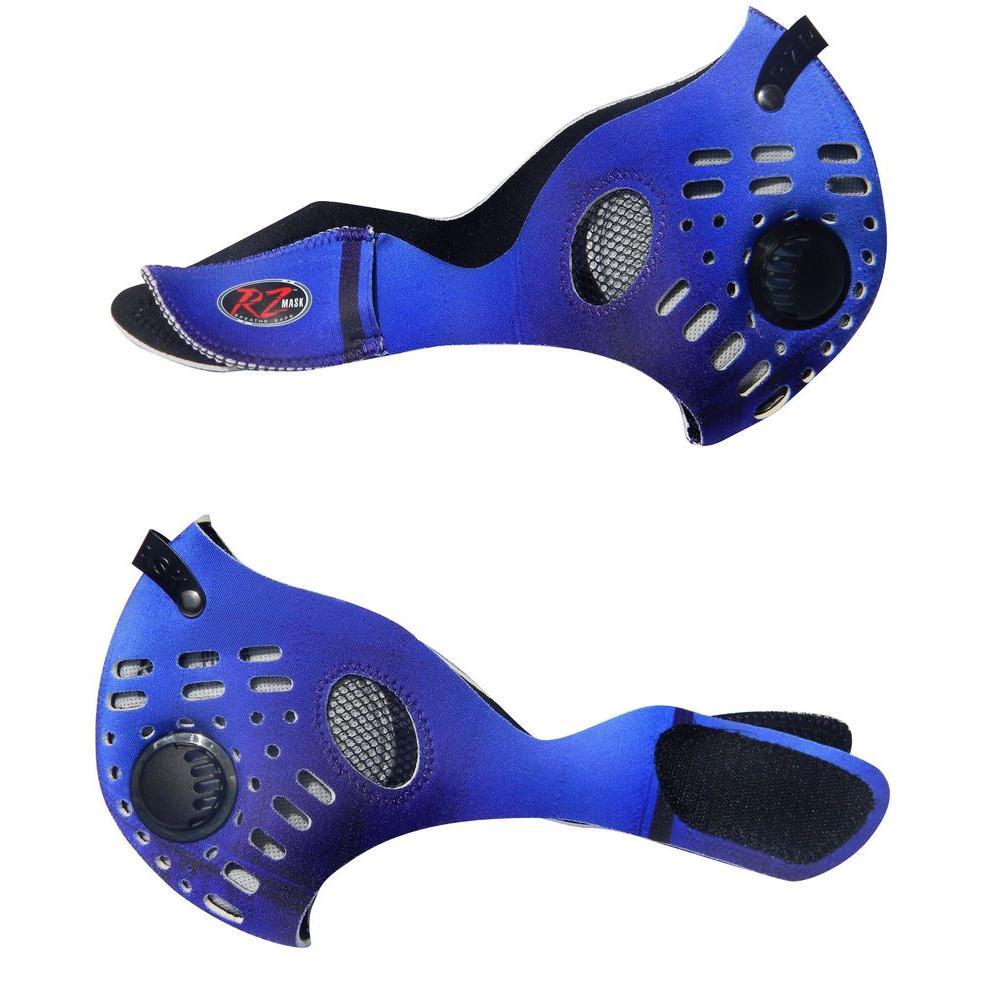 RZ Mask Multi-Purpose Blue-Regular Neoprene Dust Mask