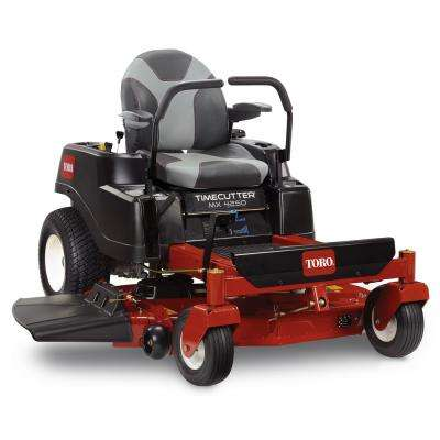 TimeCutter MX4250 42 in. Fab 24.5 HP V-Twin Zero-Turn Riding Mower with Smart Speed