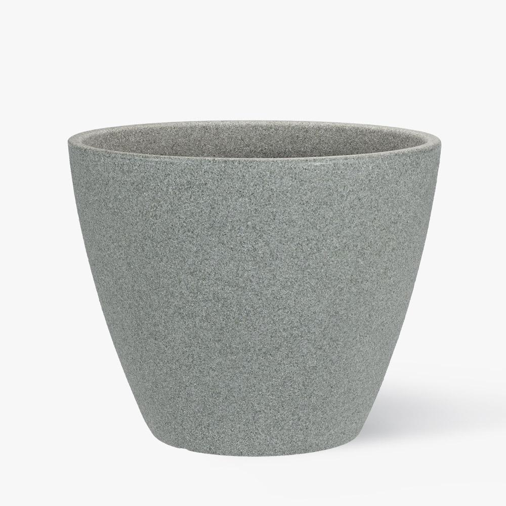 16 in. Concrete Resin Valencia Planter