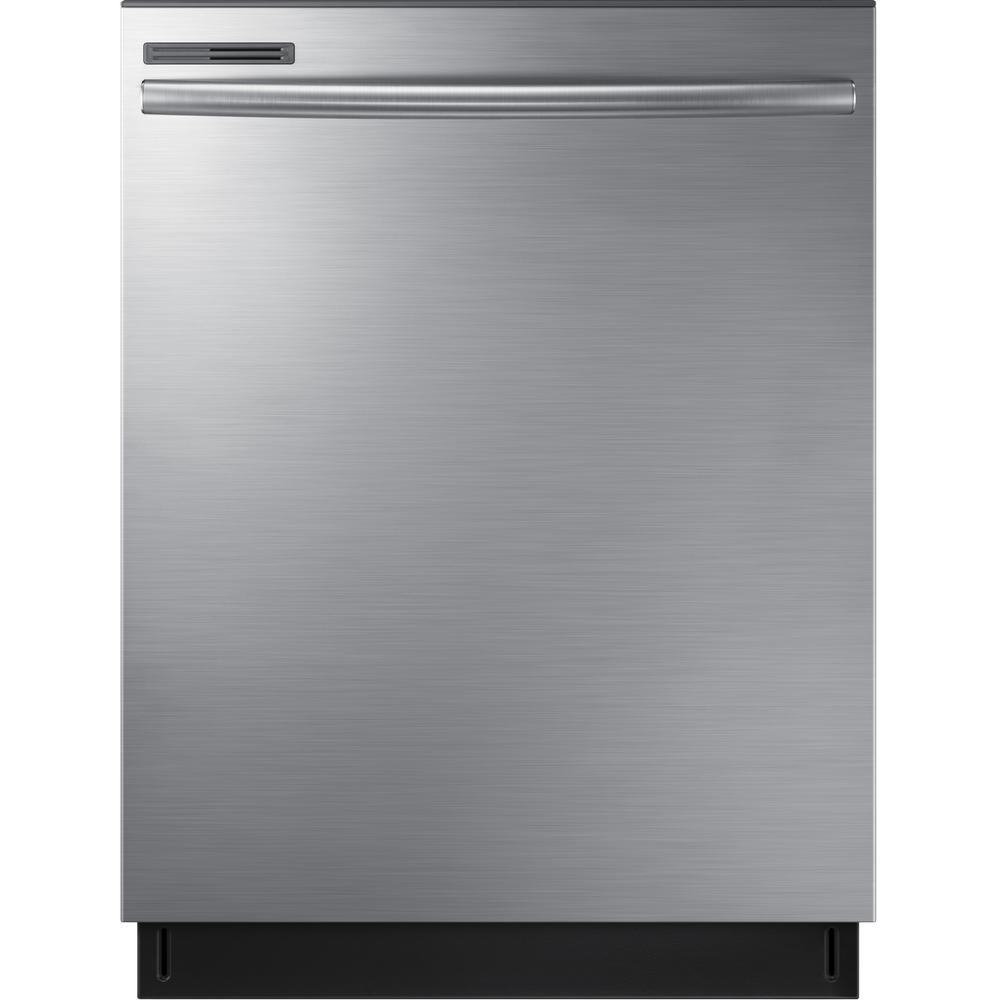 samsung 24 in top control dishwasher with stainless steel interior rh homedepot com
