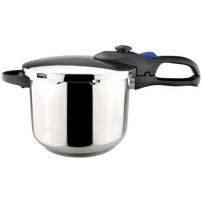 Favorit 8 Qt. Stainless Steel Pressure Cooker