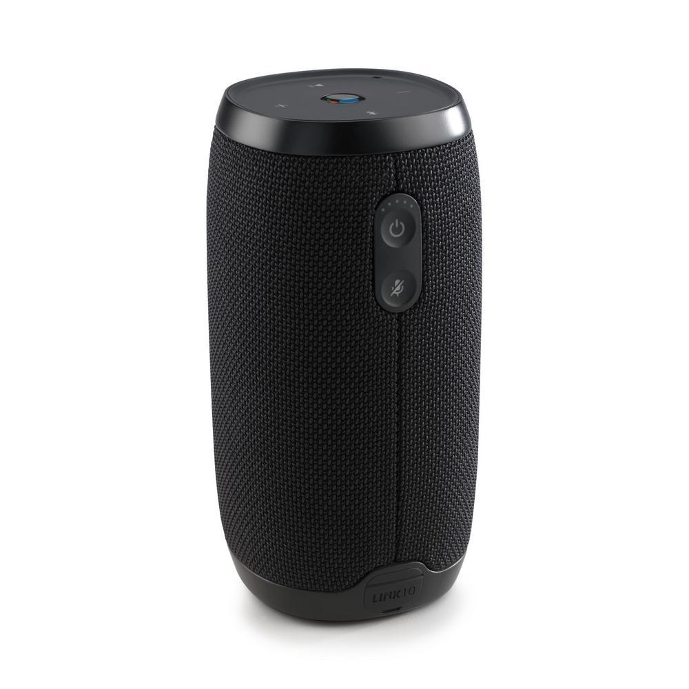 Link 10 Portable Bluetooth Speaker in Black