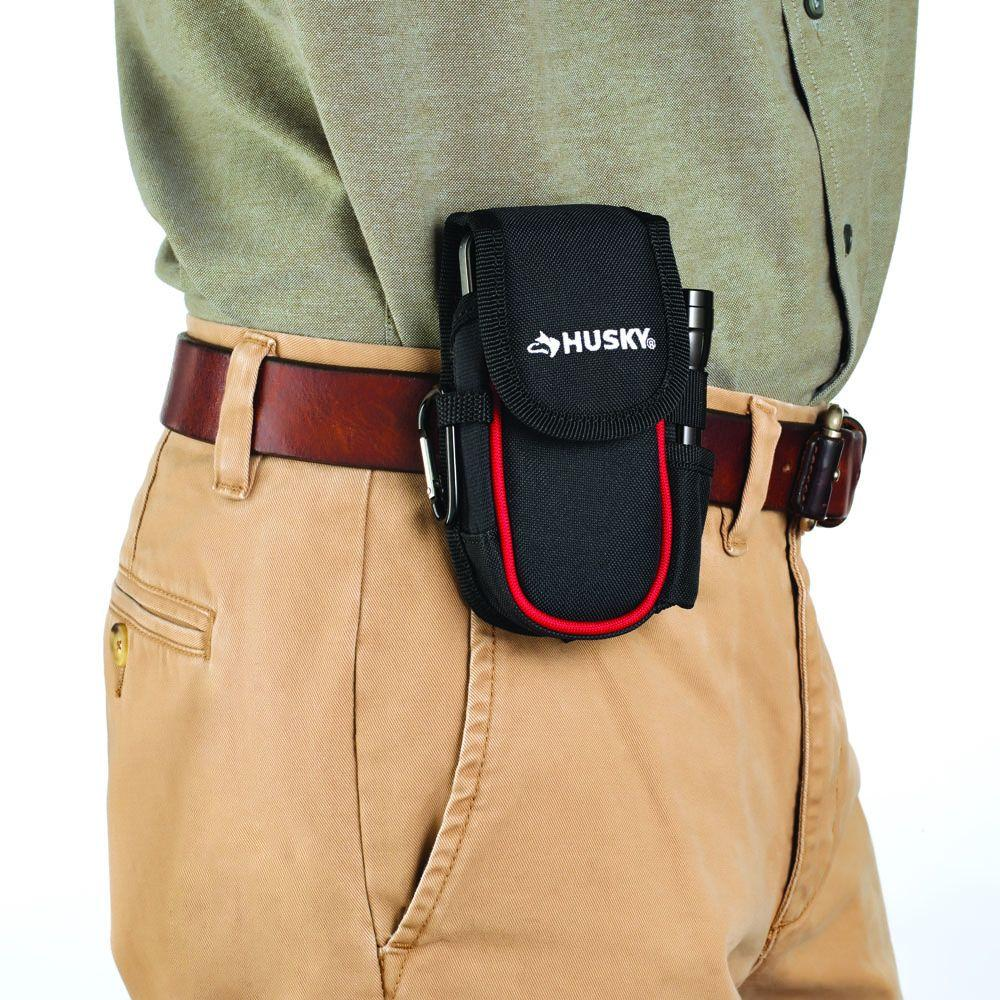HoldAlls Cell Phone Holder Holster with Carabineer