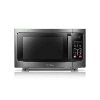 1.5 cu. ft. Stainless Steel Convection Microwave Oven