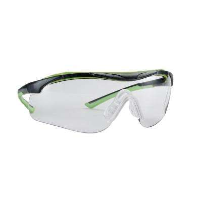 Sports Inspired Design Clear Anti-Frog Lenses Performance Safety Glasses (Case of 4)
