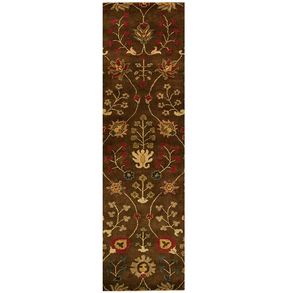 Provincial Autumn Wool 3 Ft X 8 Runner Rug