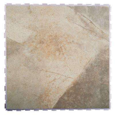 Bedrock 18 in. x 18 in. Porcelain Floor Tile (9 sq. ft. / case)