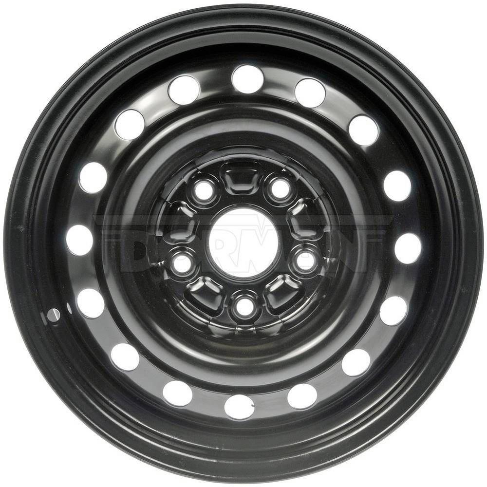 Dorman 15 inch Steel Replacement Wheel Rim New Pair for ford Focus Fiesta