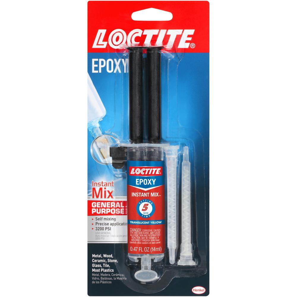 Loctite Instant Mix 0.47 fl. oz 5 Minute Epoxy