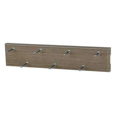 7-Hook Coastal Haven Sliding Belt Rack
