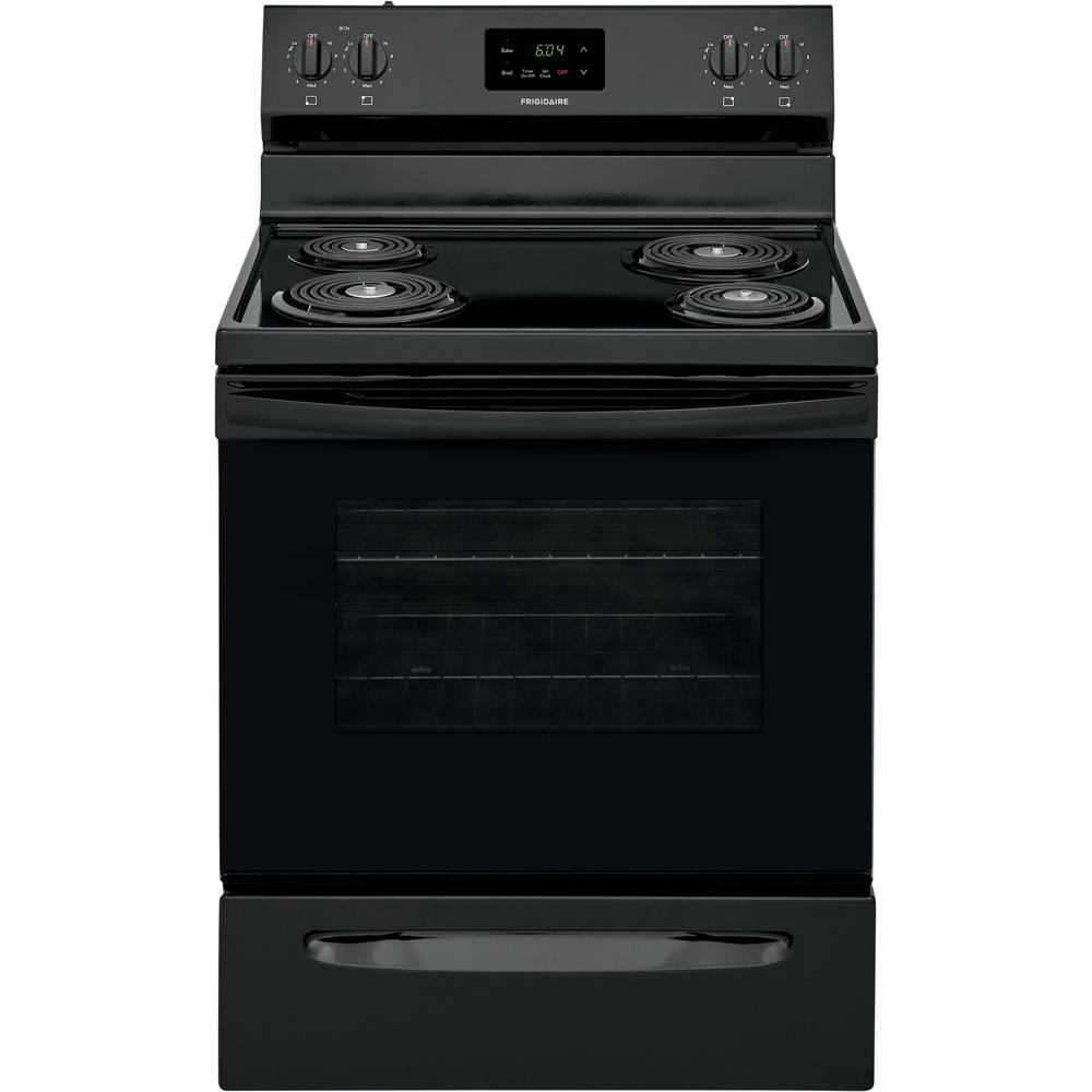 Frigidaire 30 In 5 3 Cu Ft Electric Range With Manual Manual Guide