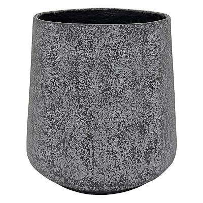 18.5 in. x 18.5 in. Planter-Large in Gray