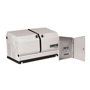 Champion Power Equipment 12,500-Watt Air Cooled Automatic Home Standby Generator... by Champion Power Equipment
